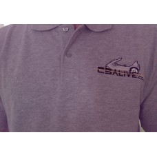C5Alive Embroidered Classic 100% Cotton Polo Shirt